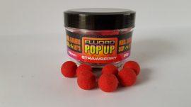 Fluoro Pop Up 12mm Strawberry (eper)