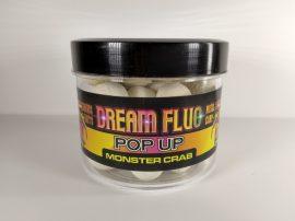 Dream Fluo Pop-Up 16mm Monster Crab-White (Szörny-rák-fehér)