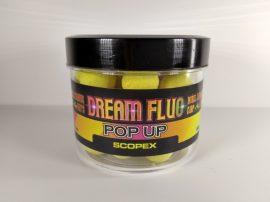 Dream Fluo Pop-Up 16mm Scopex-Yellow (Tejsav-sárga)
