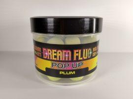 Dream Fluo Pop-Up 16mm Plum-Yellow (Szilva-sárga)