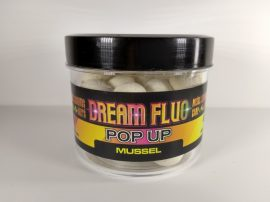 Dream Fluo Pop-Up 16mm Mussel-White (Kagyló-fehér)