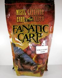 Fanatic Carp Bojli-Strawberry 20mm (eper)