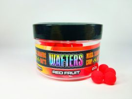Wafters-Red Fruit 8mm (piros gyümölcs,fluo narancs)
