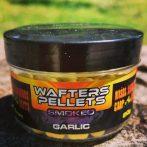 Wafters Pellets-Smoked-Garlic 6mm (fokhagyma,tört sárga)