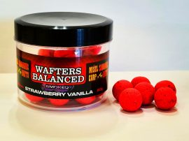 Wafters Balanced 16mm-Smoked Strawberry-Vanilla (eper-vanilia)
