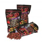 Squid Demon Bojli squid cranberry 20 mm