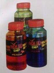 Squid Demon Dip Squid-Peach (tintahal-barack)