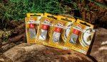 Snelled Hooks For Carp Fishing / előkötött horgok - Ponty (6-os méret)