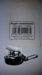 Rugós 30 cm-re kihúzható tartó csipesszel P100 7150522