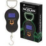 NGT Electronic Scales - 40kg / 88lb (mérleg 40kg-illuminátoros)