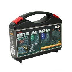 NGT 3pc Wireless Alarm and Transmitter Set (3+1 rádiós kapásjelző szett - camo)