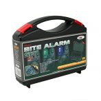 NGT 3pc Wireless Alarm and Transmitter Set (3+1 rádiós kapásjelző szett -fekete)