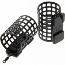 NGT Round Metal Cage Feeders (feeder kosár nyitott,fém rácsos-25g)