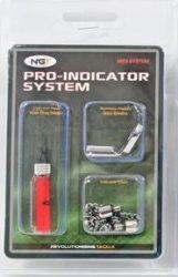 NGT Midi Indicator láncos kapásjelző (piros)