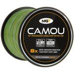 NGT Camo Line 12Lb (terep színű monofil zsinór-nagytekercses-0,28mm/5,4kg 1490m)