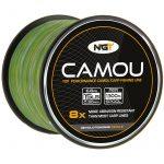 NGT Camo Line 15Lb (terep színű monofil zsinór-nagytekercses-0,30mm/6,8kg 1300m)