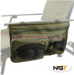 NGT Bedchair-Chair Organiser-373 (felcsatolható ágy vagy széktáska-373)