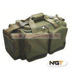 NGT Táska Zöld Multi-Pocket Carryall