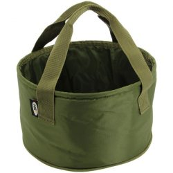 NGT Bait Mixing Bowl Ground bait Bag Bucket-019 Deluxe (keverő edény-zöld)
