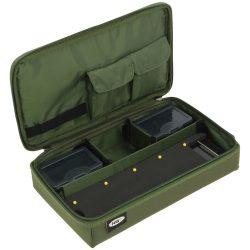 NGT Szerelékes táska, deluxe, dobozokkal