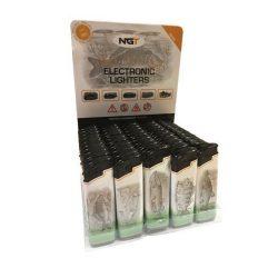 NGT Electronic Lighter (butane gáz öngyújtó elektromos-50db)