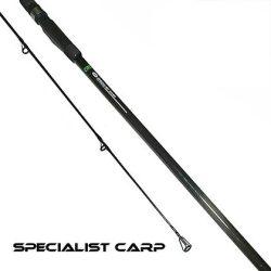 NGT Specialis Carp-12ft-2pc-2.75lb Carbon Carp Rod (360cm-2,75LB-2 részes)
