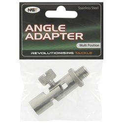 NGT Stainless Steel Angle Adapter (saválló,csuklós adapter)