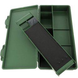 NGT Box Carp Tackle with Rig Board (aprócikkes előketároló box)