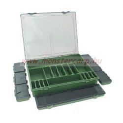 NGT Szerelékes Box System 7+1 nagy
