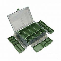 NGT Szerelékes Box System 6+1