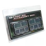 NGT Carp Rig Accessory Box (komplett pontyozó szett-100db-os)
