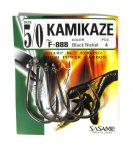 SASAME F-888 Kamikaze (harcsázó horog-9/0)