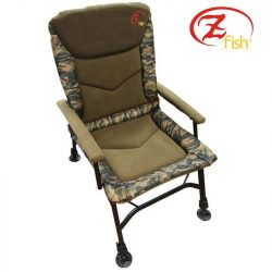 Zfish Hurricane Camo Chair