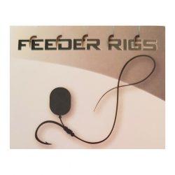 Monstercarp-Feeder Rigs 4 (előkötött feeder előke-4-es horoggal)