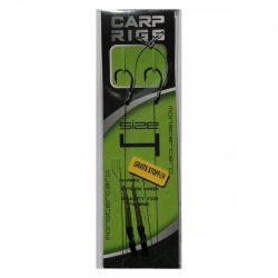 Monstercarp-Carp Rigs Spec H4 (előkötött bojlis előke 4-es)