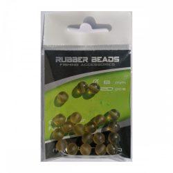 Monstercarp-Rubber Beads 8mm (gumi gyöngy 8mm)